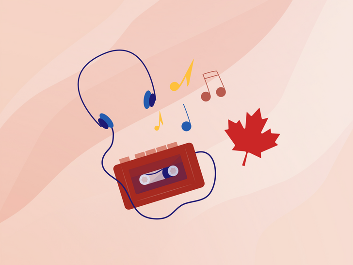 Celebrate Canada Day in 30 Songs