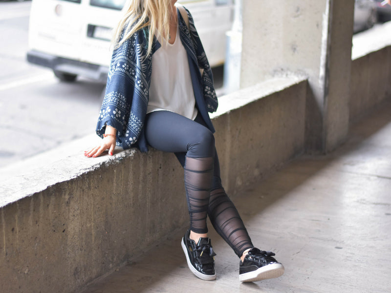 3 Looks to Copy to Style Leggings