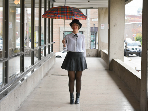 Crée ton propre costume d'Halloween : Mary Poppins