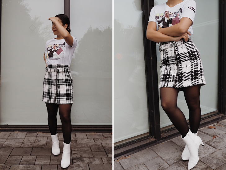 4 Simple Poses to Take your Best Instagram OOTD