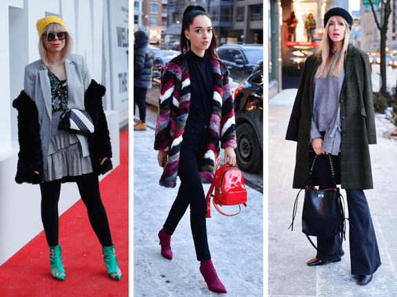 All the Best Street Style from Toronto Fashion Week