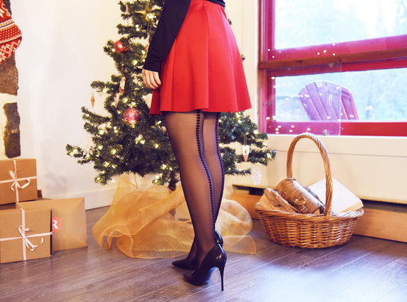 5 Sweater and Skirt Outfit Ideas for the Holidays