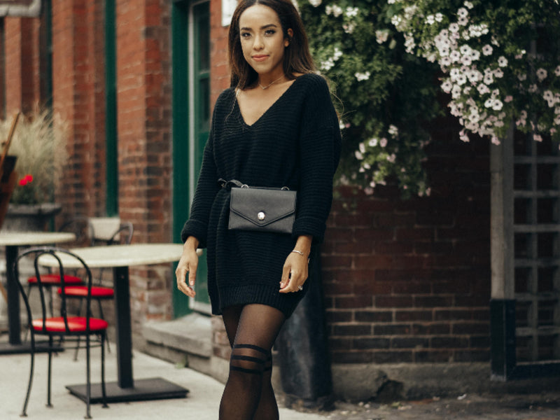 4 Reasons to Ditch Sweaters for Sweater Dresses This Fall