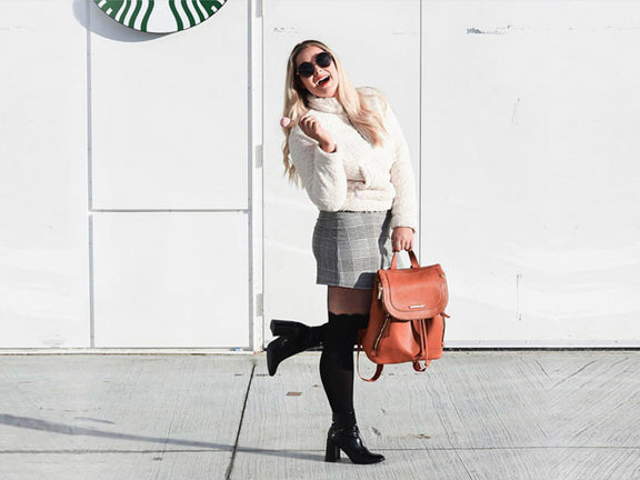 Instagram Looks: 10 Ways you Wear Over-the-Knee Tights