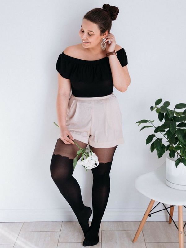 f4973e72a77 9 Shorts and Tights Looks to Take you Into Summer – From Rachel