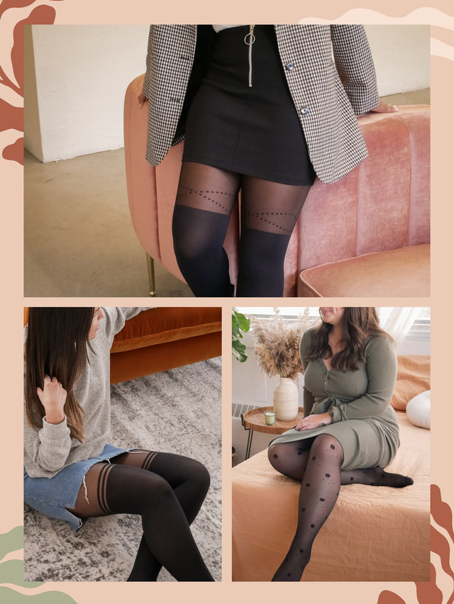 Spring Fling Tights Pack (3 Pack)