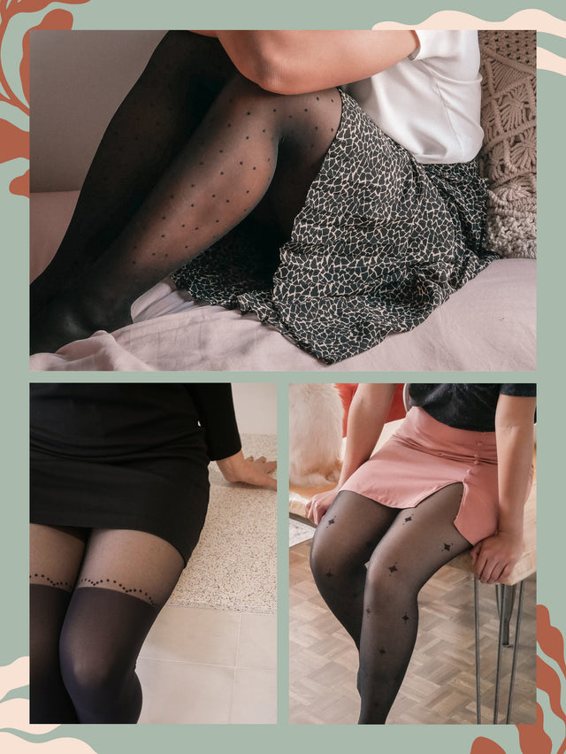 Essential Eco Tights (3 Pack)
