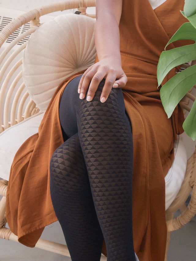 Eco 3D Diamond Tights