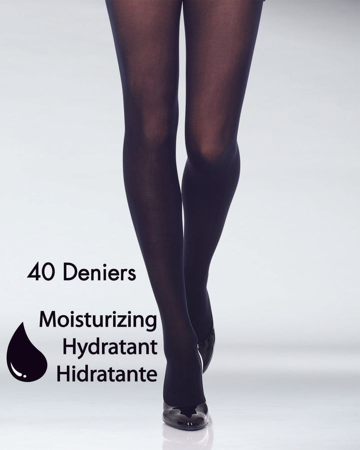 Moisturizing Tights 40D