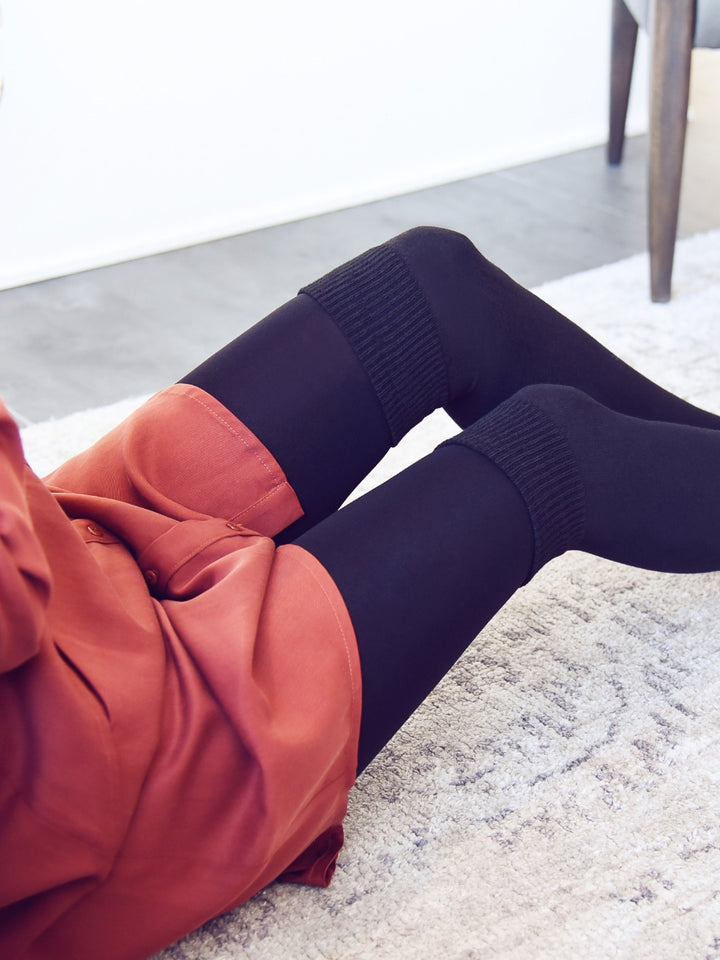 Warm Over-The-Knee Tights