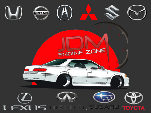 JDM Engine Zone New York, New Jersey to California and Washington