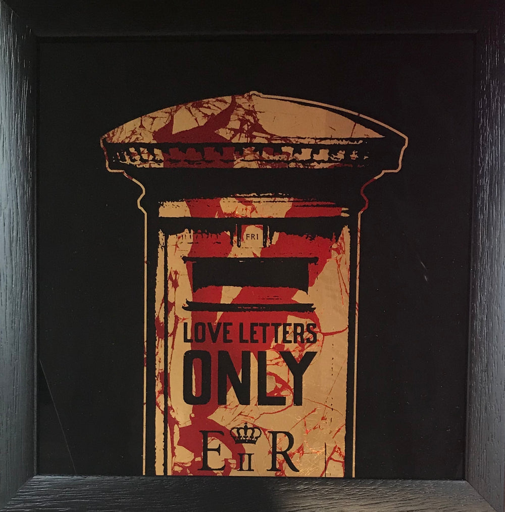 Love Letters, Red
