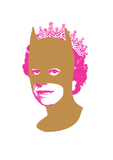 Rich Enough to be Batman - Pink/Gold