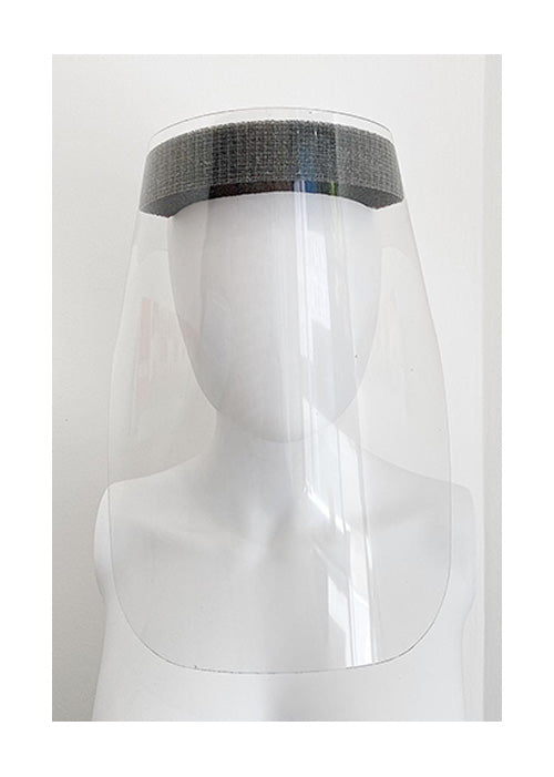 Face Shield with Foam (Pack of 10)