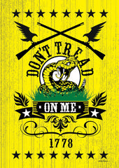 Don't Tread On Me Garden Flag (12.5 x 18