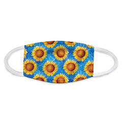 Sweet Sunflowers Premium Cloth Face Mask with Filter (Case of 6)