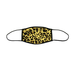 Jaguar Large Double Layer Cloth Face Mask (Case of 6)