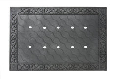 Recycled Rubber Doormat Tray/Holder (Case of 6)
