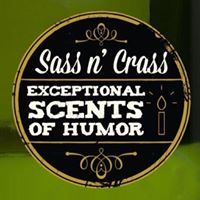 Sass n' Crass Candles