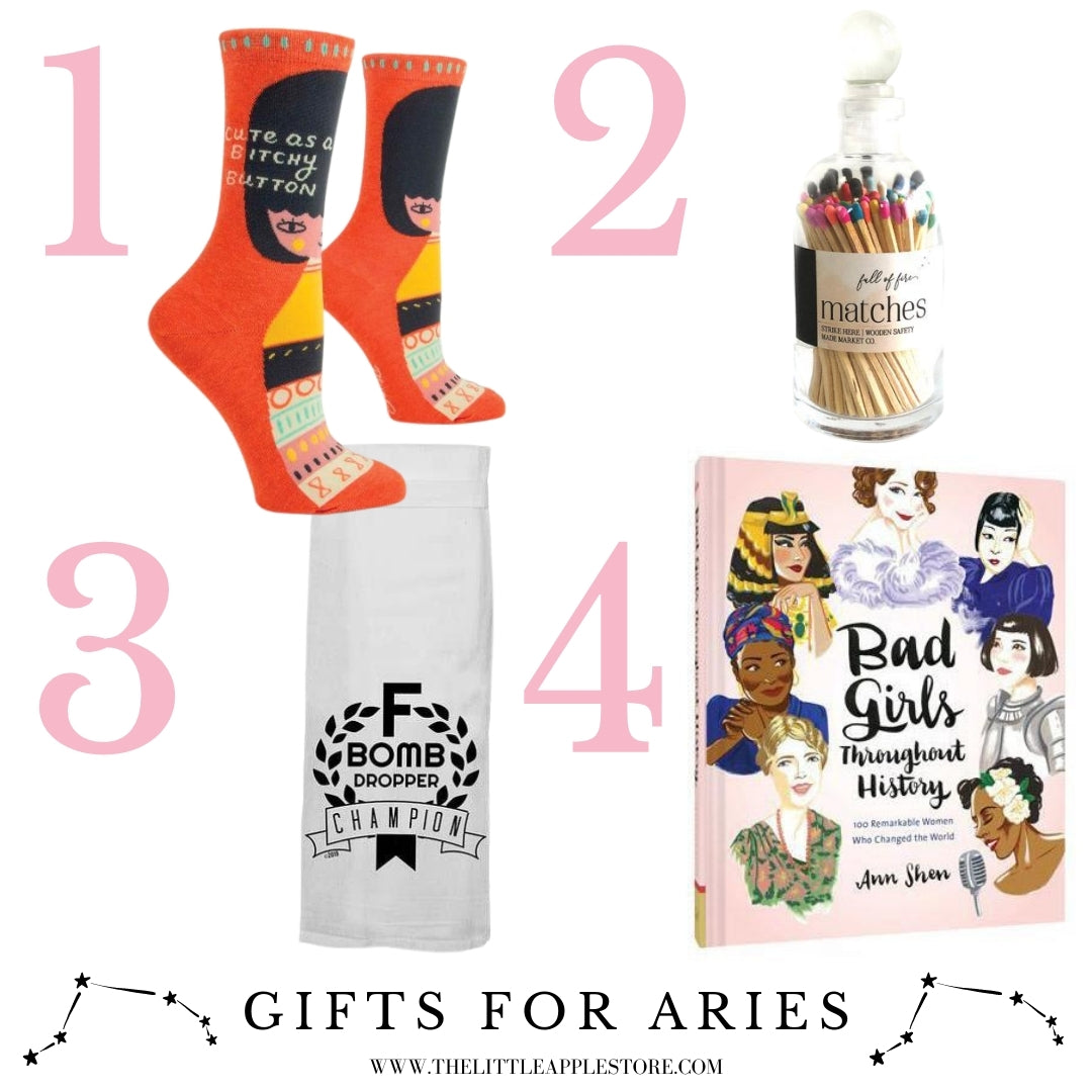Aries gift guide