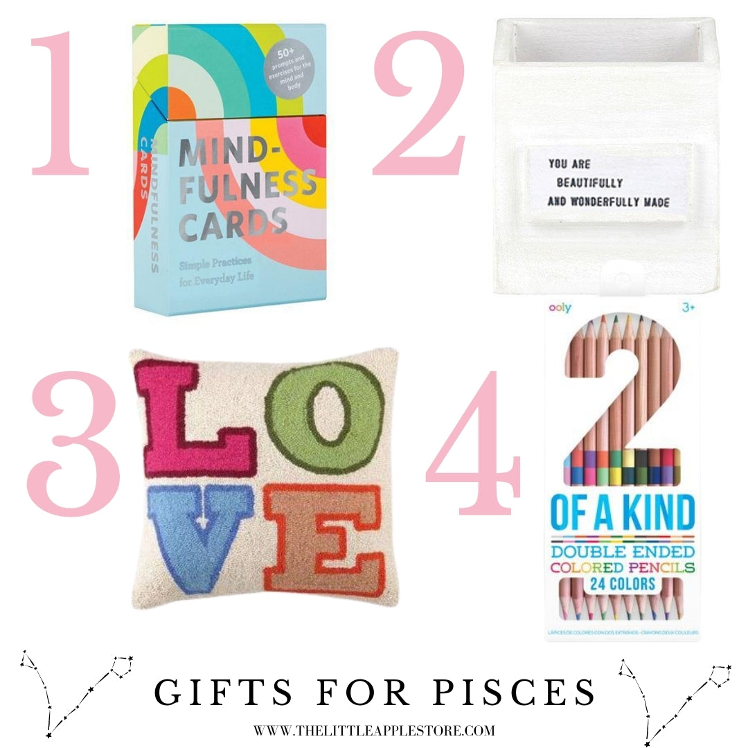 Pisces gift guide