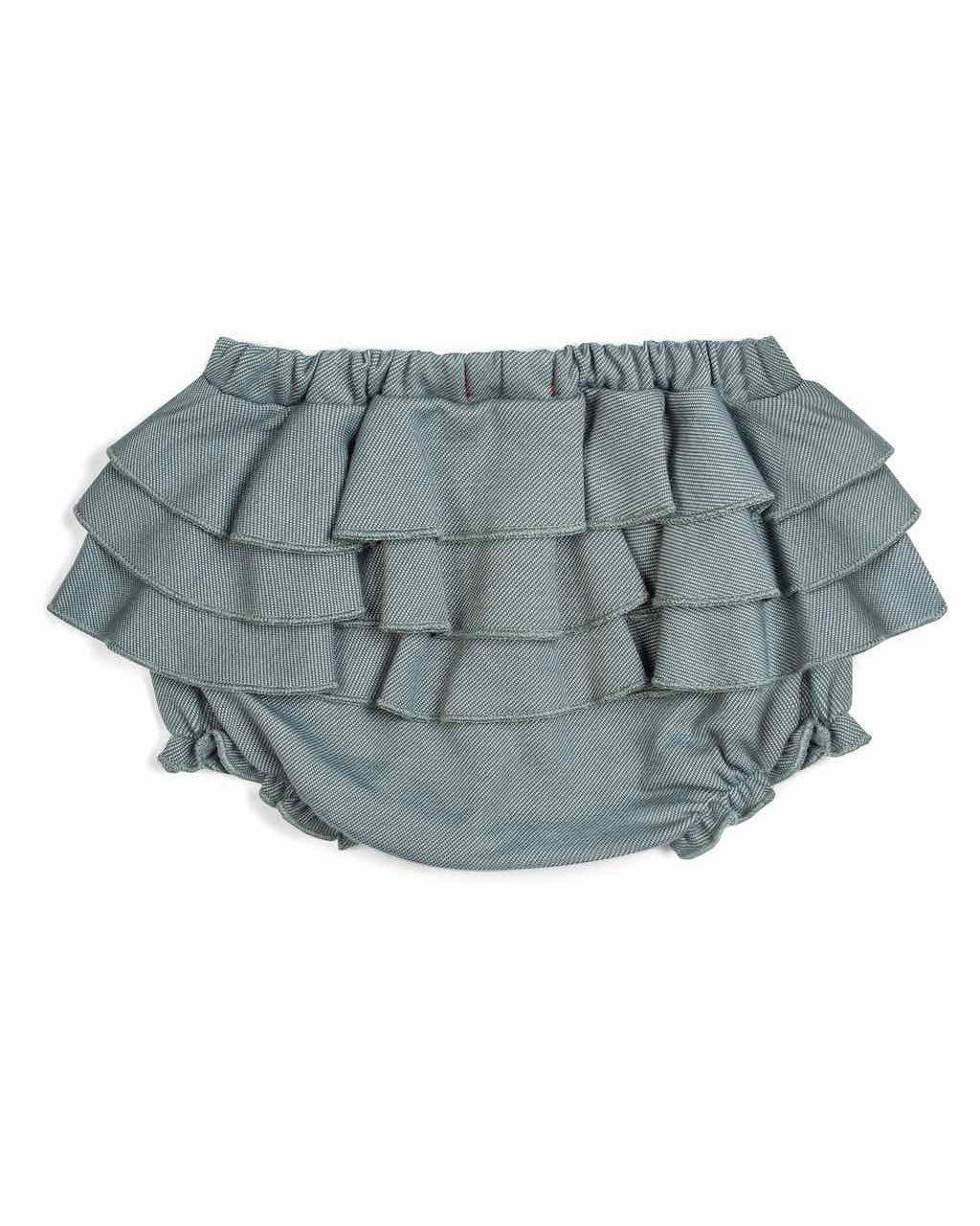 Milkbarn Ruffled Bloomer Shorts
