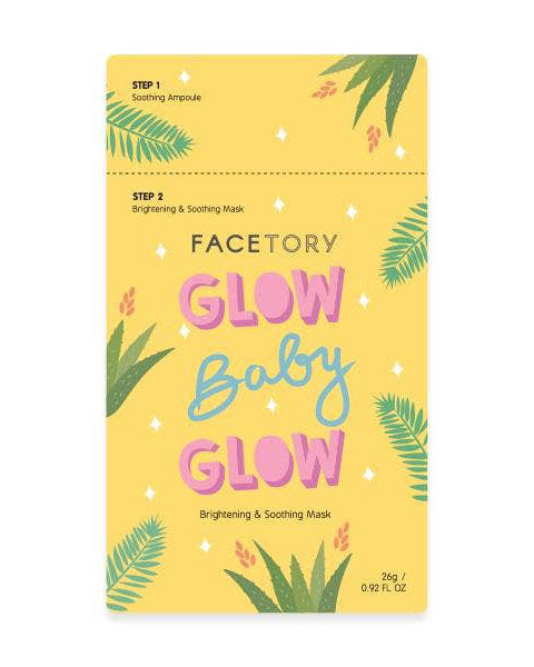 Glow Baby Glow Beauty Face Mask