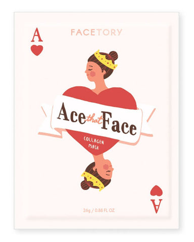 Ace That Face Collagen Beauty Face Mask