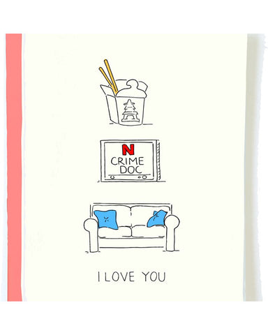Reasons I Love You Valentine Greeting Card