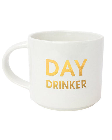 Day Drinker Jumbo Stackable Mug