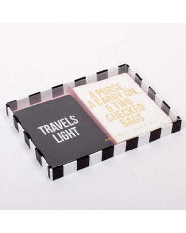Travels Light Passport Cover Set