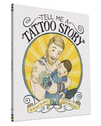 Tell Me A Tattoo Story Book