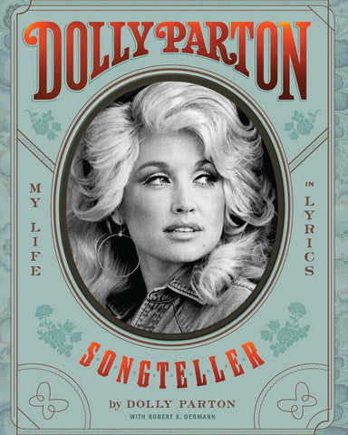 Dolly Parton Songteller Book