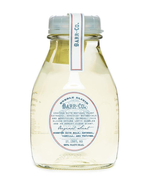 Barr & Co. Bubble Elixir Original Scent
