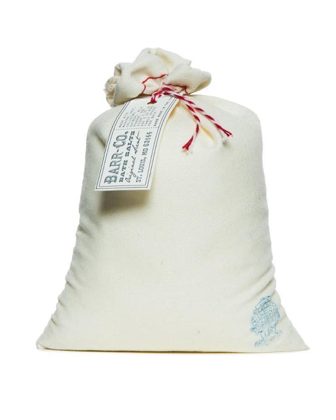 Barr & Co. Bath Salts Bag Original Scent