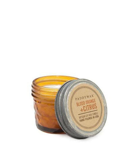 Paddywax Relish Collection Small Jar Candle