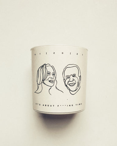 Limited Edition Inauguration Candle