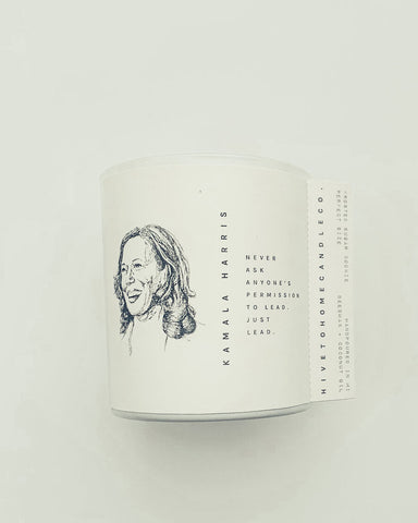 Limited Edition Kamala Harris Candle