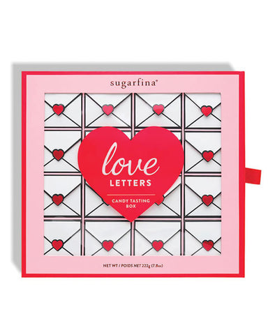 Sugarfina Love Letters Tasting Box
