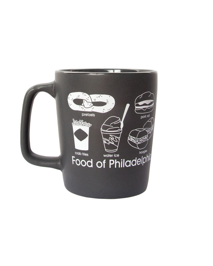 Philadelphia Food Mug