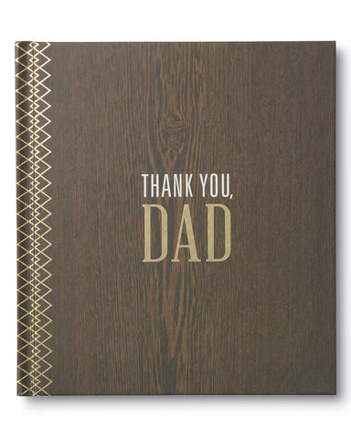 Thank You, Dad Book