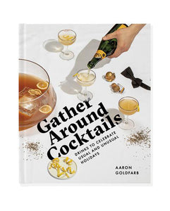 Gather Around Cocktails Book