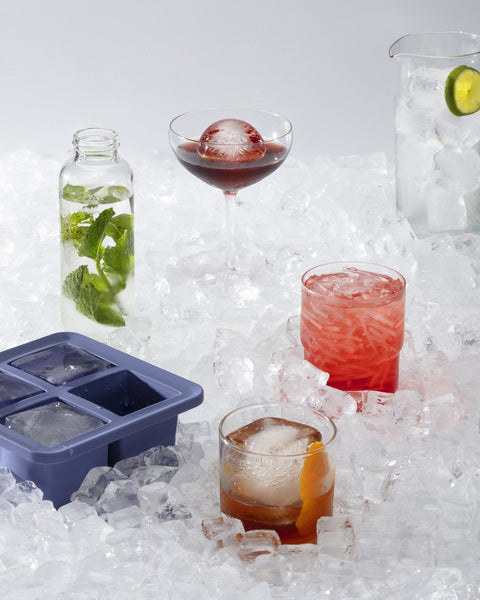 Marble Sphere Extra Large Ice Cube Tray