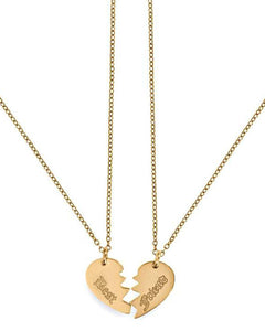 "Bianca ""Best Friend"" Necklace Set"