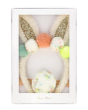 Pompom Bunny Ear Dress Up Set