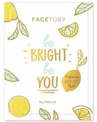 Be Bright Be You Foil Beauty Face Mask