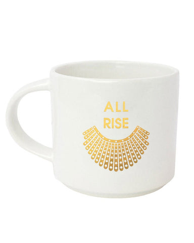 All Rise Jumbo Stackable Mug