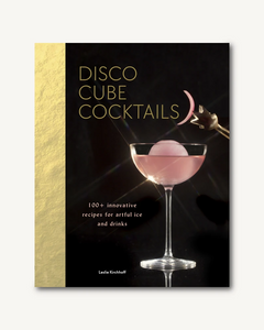 Disco Cube Cocktails Book