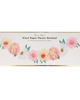 Giant Flower Garland