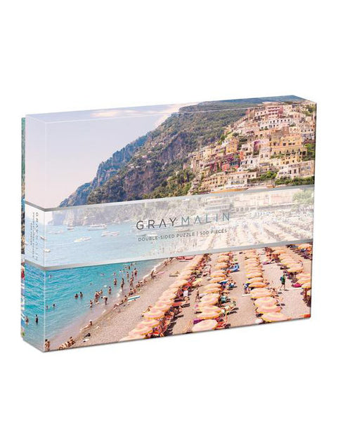 Gray Malin The Italy Double-Sided Puzzle